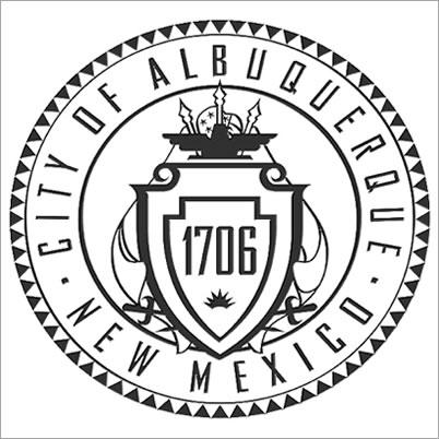 Open City of Albuquerque website